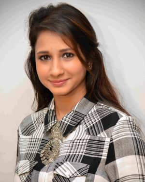 Manvitha Kamath - Kanaka Film Press Meet Photos
