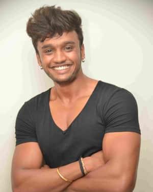 Dhanveer Gowda - Bazaar Kannada Film Press Meet Photos
