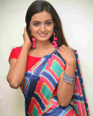 Rachana Dashrath Stills at Samrtha Film Audio Release