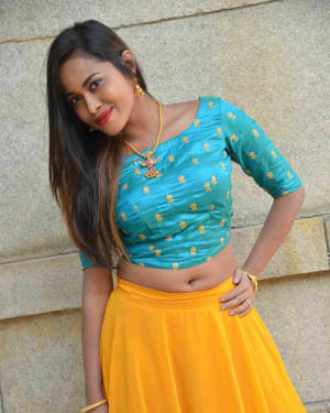 Sakshi (Kannada Actress) - Sarvam Kannada Film Pooja and Press Meet Photos