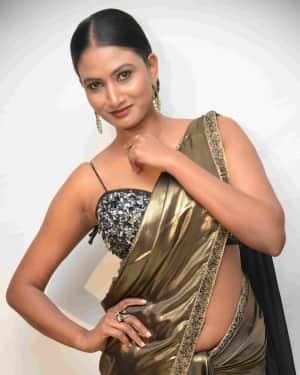 Samhita Vinya At Seethamma Bandalu Siri Mallige Thottu Film Audio Release | Picture 1588218