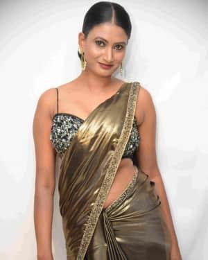 Samhita Vinya At Seethamma Bandalu Siri Mallige Thottu Film Audio Release | Picture 1588215