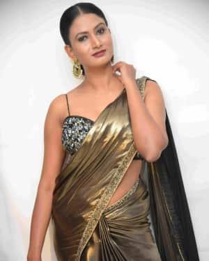 Samhita Vinya At Seethamma Bandalu Siri Mallige Thottu Film Audio Release | Picture 1588192