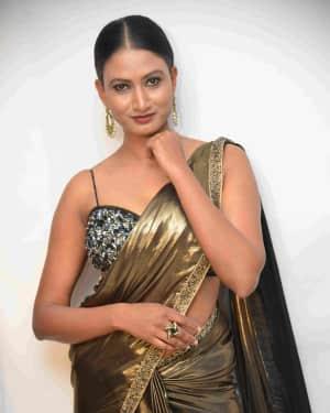 Samhita Vinya At Seethamma Bandalu Siri Mallige Thottu Film Audio Release | Picture 1588193