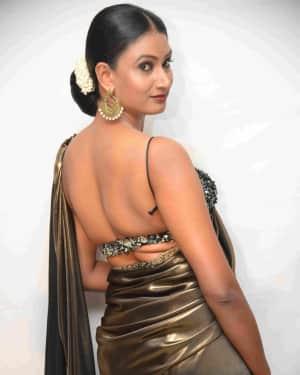 Samhita Vinya At Seethamma Bandalu Siri Mallige Thottu Film Audio Release | Picture 1588194