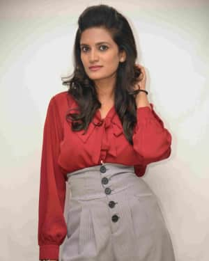 Actress Vidya Vikas Photos at 121 Film Press Meet | Picture 1588174