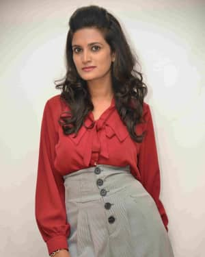 Actress Vidya Vikas Photos at 121 Film Press Meet | Picture 1588173