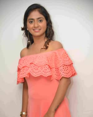 Rashmika Changappa - Gelaya Film Press Meet Photos