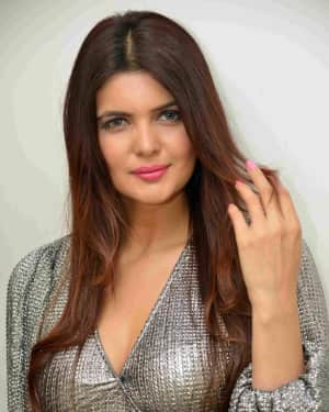 Actress Ihana Dhillon Press Meet Photos