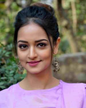 Shanvi Srivastava - Avane Srimannarayana Film Pooja and Press Meet Photos
