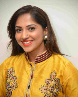 Neha Patil - Gara Kannada Film Press Meet Photos