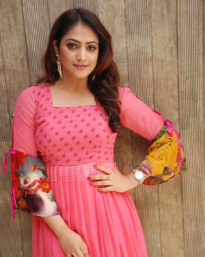 Haripriya - Daughter of Parvathamma Kannada Film Trailer Release Photos