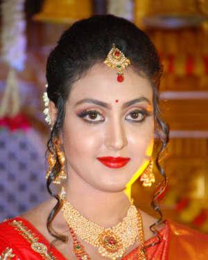 Nisha (Kannada Actress) - Zee Tv's Shree Vishnu Dashavatara Press Meet Photos