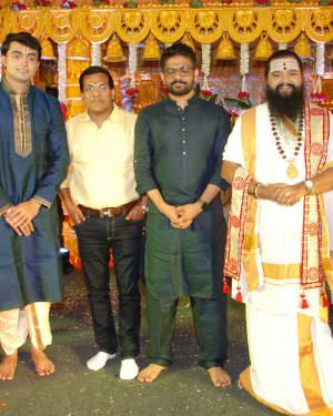 Zee Tv's Shree Vishnu Dashavatara Press Meet Photos