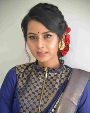Ishita Varsha - Swartha Ratna Film Press Meet Photos