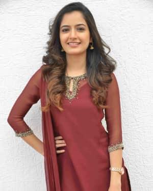 Ashika Ranganath - Rangamandira Film Press Meet Photos