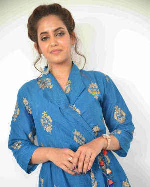 Shruthi Prakash - Rangamandira Film Press Meet Photos