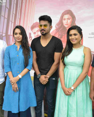 RED Film Pooja and Press Meet Photos