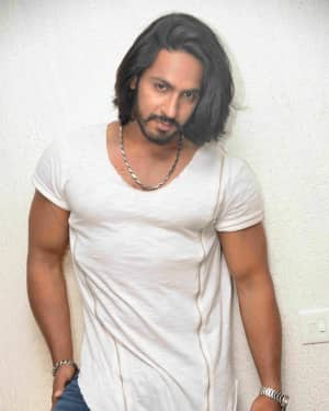 Thakur Anoop Singh - Udgarsha Film Shoot and Press Meet Photos