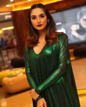 Ragini Dwivedi Photos at Terrorist Film Trailer Launch Press Meet