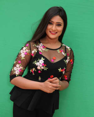 Amrutha Iyengar at Anushka Film Photoshoot | Picture 1597518