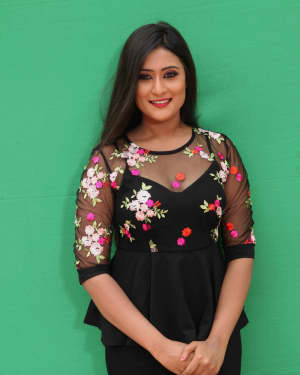 Amrutha Iyengar at Anushka Film Photoshoot | Picture 1597517