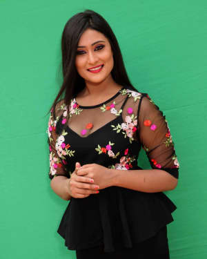 Amrutha Iyengar at Anushka Film Photoshoot | Picture 1597520