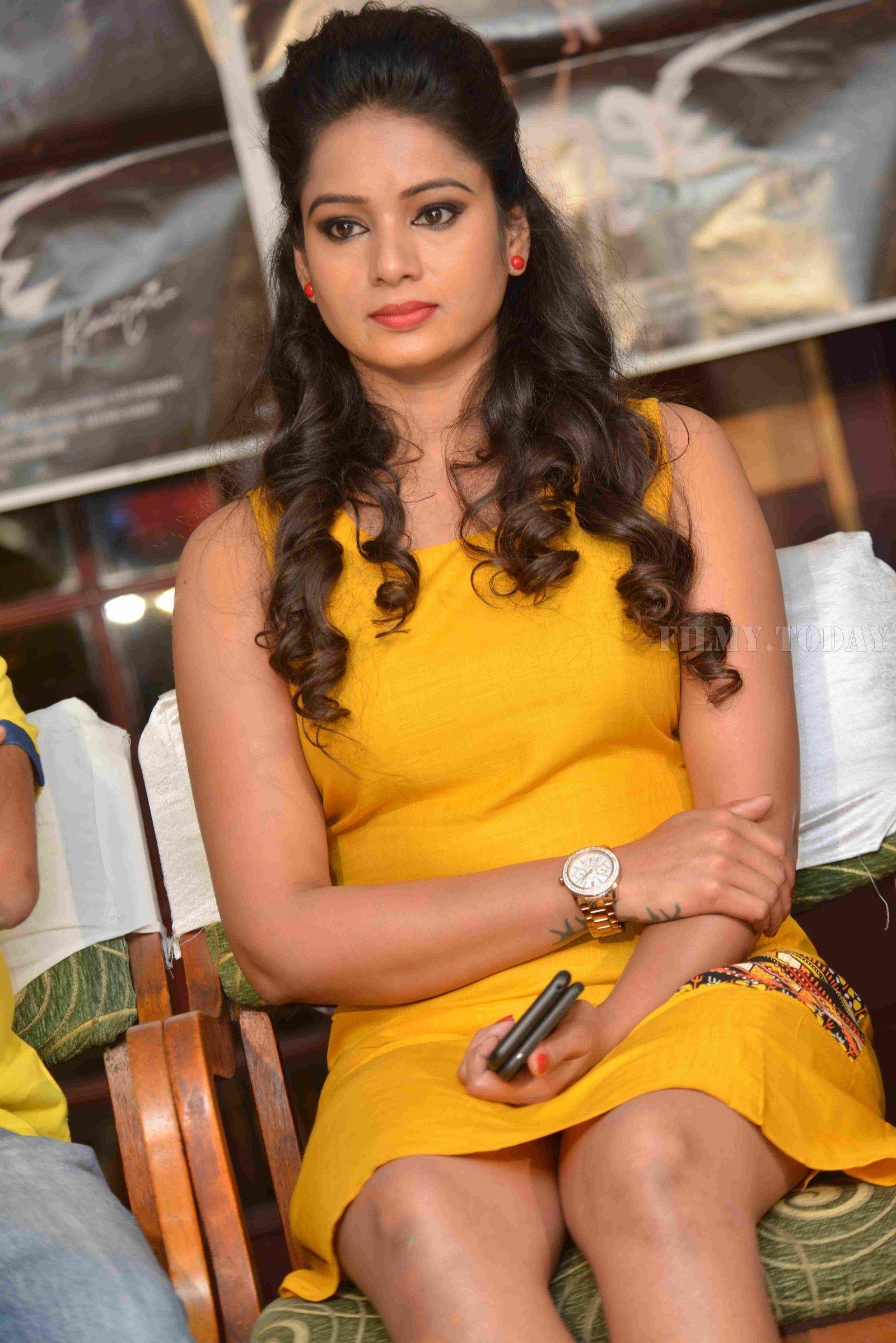 Duniya Rashmi Photos at Kaarni Film Press Meet   Picture 1597515