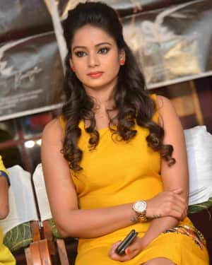 Duniya Rashmi Photos at Kaarni Film Press Meet