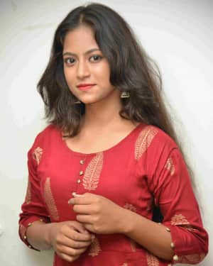Nisha Yazhini Photos at A Silent Paridhi Film Press Meet
