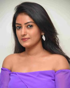 Sonika Gowda Photos at Shataya Gataya Film Press Meet