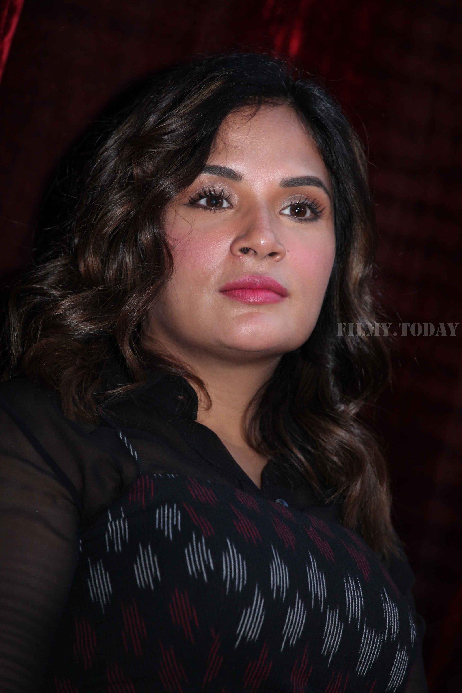 Richa Chadda The Shakeela Biopic Kannada Film Press Meet Photos