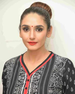 Ragini Dwivedi Photos at Kichu Film Press Meet