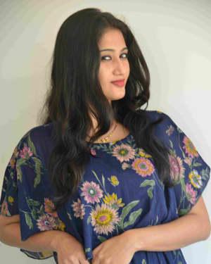 Apeksha Pavan Wadeyar - Kinaare Movie Press Meet Photos | Picture 1598856