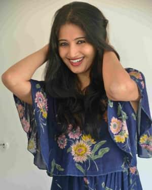 Apeksha Pavan Wadeyar - Kinaare Movie Press Meet Photos | Picture 1598833