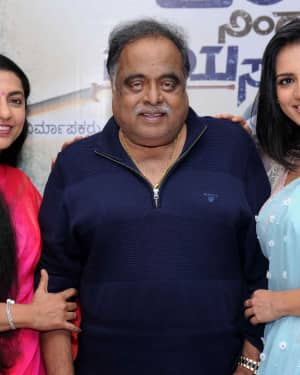 Ambi Ning Vayassaytho Film Press Meet Photos