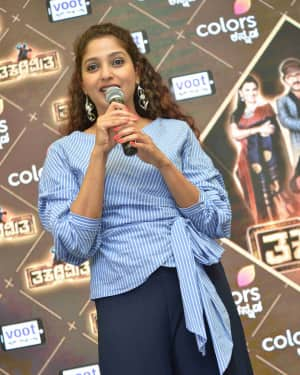 Suman Ranganathan - Thakadhimita Colors Kannada Reality Show Launch Photos