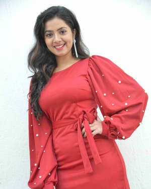 Lasya Nagaraj - Thakadhimita Colors Kannada Reality Show Launch Photos