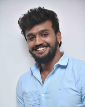 Dhanveer Gowda - Bazaar Kannada Film Success Press Meet Photos