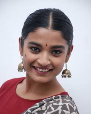 Chaithra J Achar - Mahira Kannada Film Audio Release Pictures
