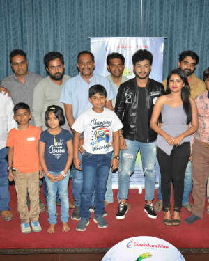 HOOOO - HOOOO Kannada Film Press Meet Photos