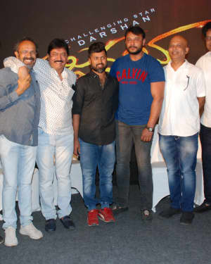 Yajamana - Yajamana Movie Press Meet Photos