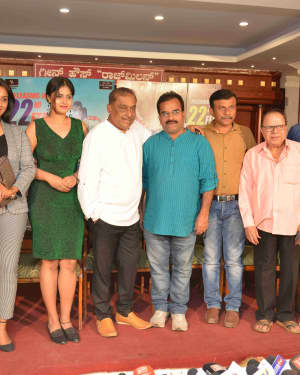 Kaddu Mucchi - Kaddu Mucchi Film Press Meet Photos