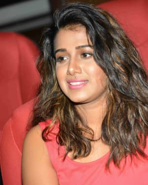Shilpa Manjunath - Strikar Film Success Meet Photos