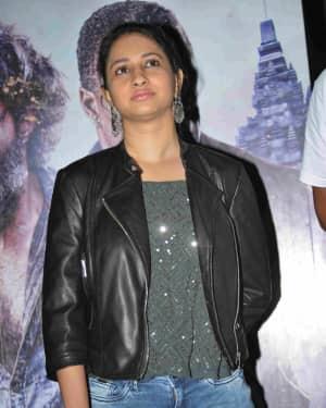 Manvitha Harish Photos at Tarakasura Film Trailer Release