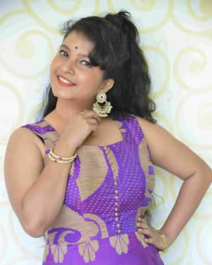Shubha Poonja Photos at Sree Hasanambha Manime Film Press Meet
