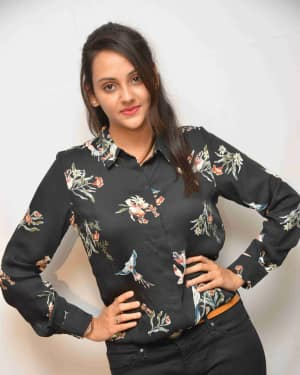 Rajani Bharadwaj - Mataash Film Press Meet Photos