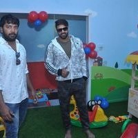 Arya and Pa Ranjith launched Chennai's First Sports Play School Photos | Picture 1448217