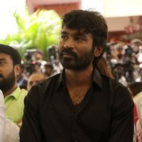 Dhanush - Star Studded Neruppuda Audio Launch Photos