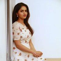 Actress Sunaina Stills at Thondan Audio Launch